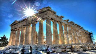 Ученые считают, что изменение климата сказывается на греческих памятниках
