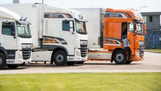 Великобритания: 5000 рабочих виз для водителей грузовиков