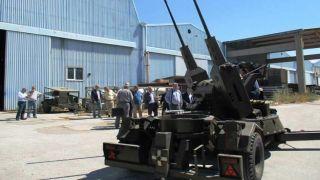 Оборонная промышленность Греции, выживает благодаря щедрости государства.