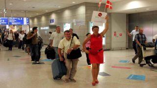 Греция:Выручка от туризма выросла на 13,2% в первом квартале