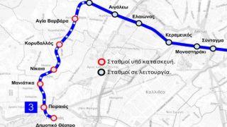 Метро: три новые станции откроются во вторник 7 июля