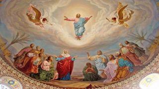 25 мая –Вознесение Господне