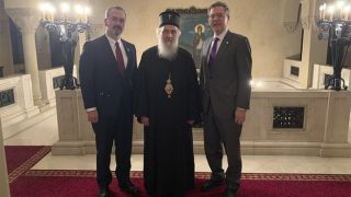 "США ""взялись"" за Сербского патриарха Павла"
