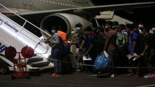 500 несовершеннолетних мигрантов из Мориа отправятся во Францию