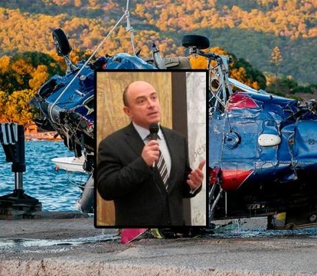 Одним из погибших в авиакатастрофе оказался Михаил Абрамов