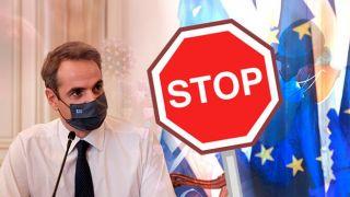 Премьер Греции объявил об ужесточении карантинных мер