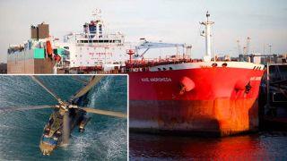 Нигерийские мигранты захватили греческое судно в Ла-Манше