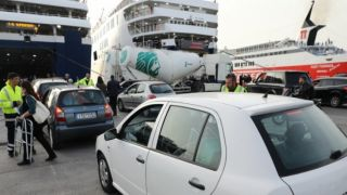Морские сообщения в Греции