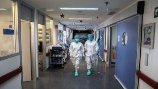 Греция - коронавирус: 179 (+4) умерших, 2918 (+2) инфицированных