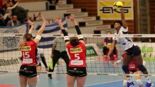 Волейбольные евроуспехи клубов Эллады
