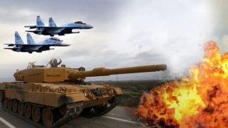 Сирийская авиация разбомбила турецкий конвой в Идлибе. Не обошлось без ВКС РФ.