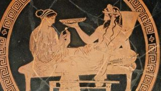 Развод... в Древней Греции