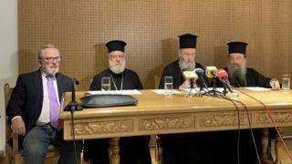 Греческие митрополиты: Варфоломей может принимать автокефалию, но...