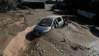 Эвия: драматическая ситуация в пострадавших районах