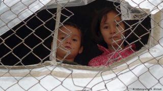 Греция - не страна транзита, а конечный пункт назначения беженцев