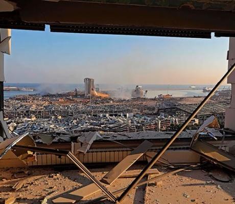 Взрыв в Ливане: тысячи жертв, погибла гречанка и травмированы двое греков (дополнено)
