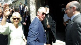 Принц Чарльз финансирует восстановление Мати