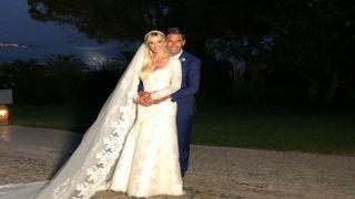 Сказочная свадьба бывшего мужа Афины Онассис