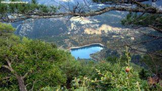 «Альпийский» зеленый оазис в двух часах езды от Афин