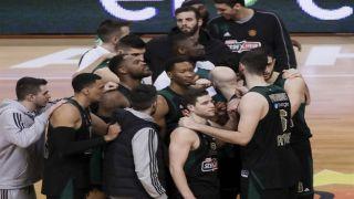 Очередная неделя баскетбольного «евро non-stop» завершилась двумя победами греческих команд