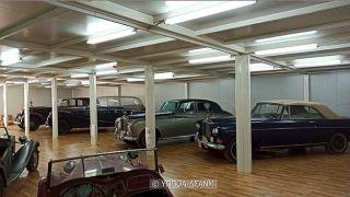 Королевским автомобилям - королевский ремонт