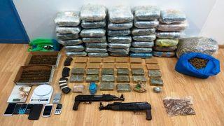 В Афинах обезврежена банда албанцев - торговцев наркотиками