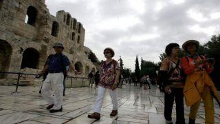 Коронавирус «не угрожает греческому туризму»