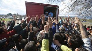 НПО учат мигрантов притворяться беженцами