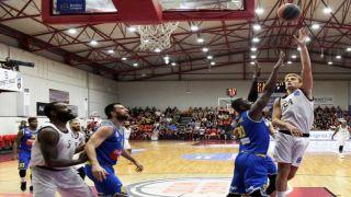 Баскетбольная Лига Греции. Плей-офф. Вторые матчи. Поомитеас Патры – в полуфинале, Олимпиакос – во втором дивизионе