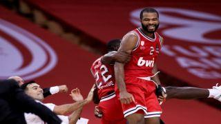 Победный хет-трик Олимпиакоса в баскетбольной Евролиге