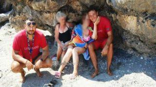 Крит: Пловчиху унесло к Гавдосу