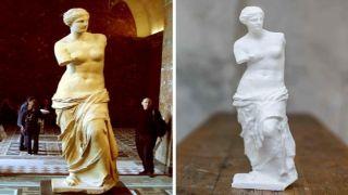 Бейонс предложат участвовать в кампании по возвращению статуи Венеры Милосской