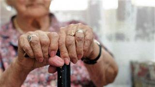 102-летняя старушка победила коронавирус