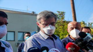 Дом престарелых под Салониками закрыт на карантин после вспышки коронавируса