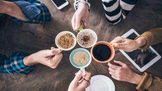 Сколько кофе греки пьют дома и вне дома