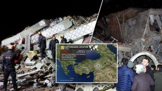 Греция предложила помощь Турции в связи с землетрясением