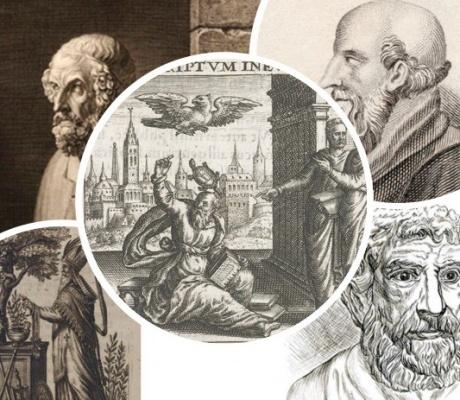 5 самых нелепых античных смертей