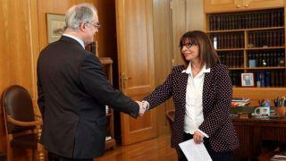 Президент Греции обещает найти «максимально возможный консенсус»