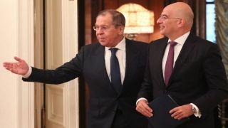 Дендиас обсудил с Лавровым ситуацию в Ливии и Сирии