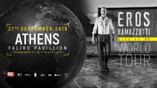 Eros Ramazzotti   27.09.2019   Афины