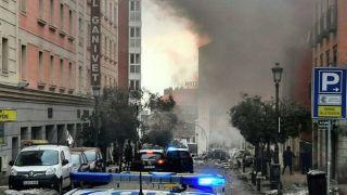 Испания: подробности взрыва в Мадриде