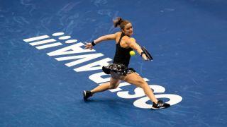 Марию Саккари ждет полуфинал против экс-первой ракетки мира