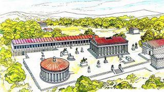 Эпидавр. Центр Целительства и Святилище Античности
