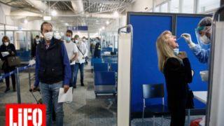 Туризм: более 4000 тестов на коронавирус в аэропортах за первые сутки