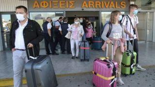 Короновирус: 5 положительных тестов у туристов. Шведка-носитель COVID19, разгуливала по Афинам