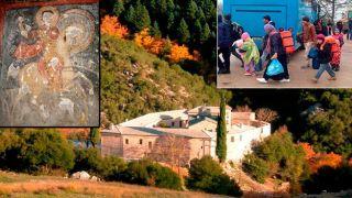 Мигрантов расселят по.... монастырям