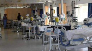 Число пациентов с Covid-19 в палатах интенсивной терапии сократилось до 8