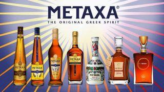 Греческое бренди «Метакса»