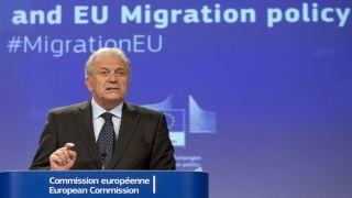 """Еврокомиссия готова оказать финансовую помощь """"за прием беженцев"""""""