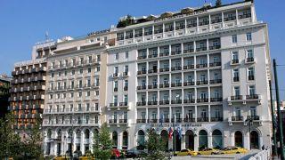Lampsa опровергает сообщения о продаже отеля Grande Bretagne